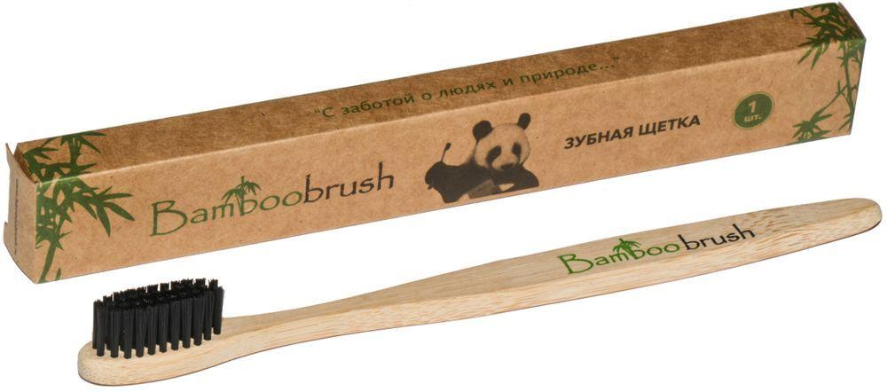 Зубная щётка Бамбук шт
