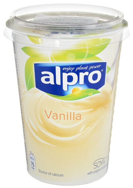 Десерт соевый йогуртный