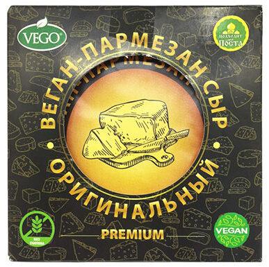 """Постный сыр """"Пармезан"""" Vego/350гр."""