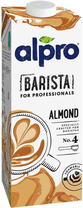 Напиток миндальный for Professionals, обогащенный кальцием ALPRO/1л.