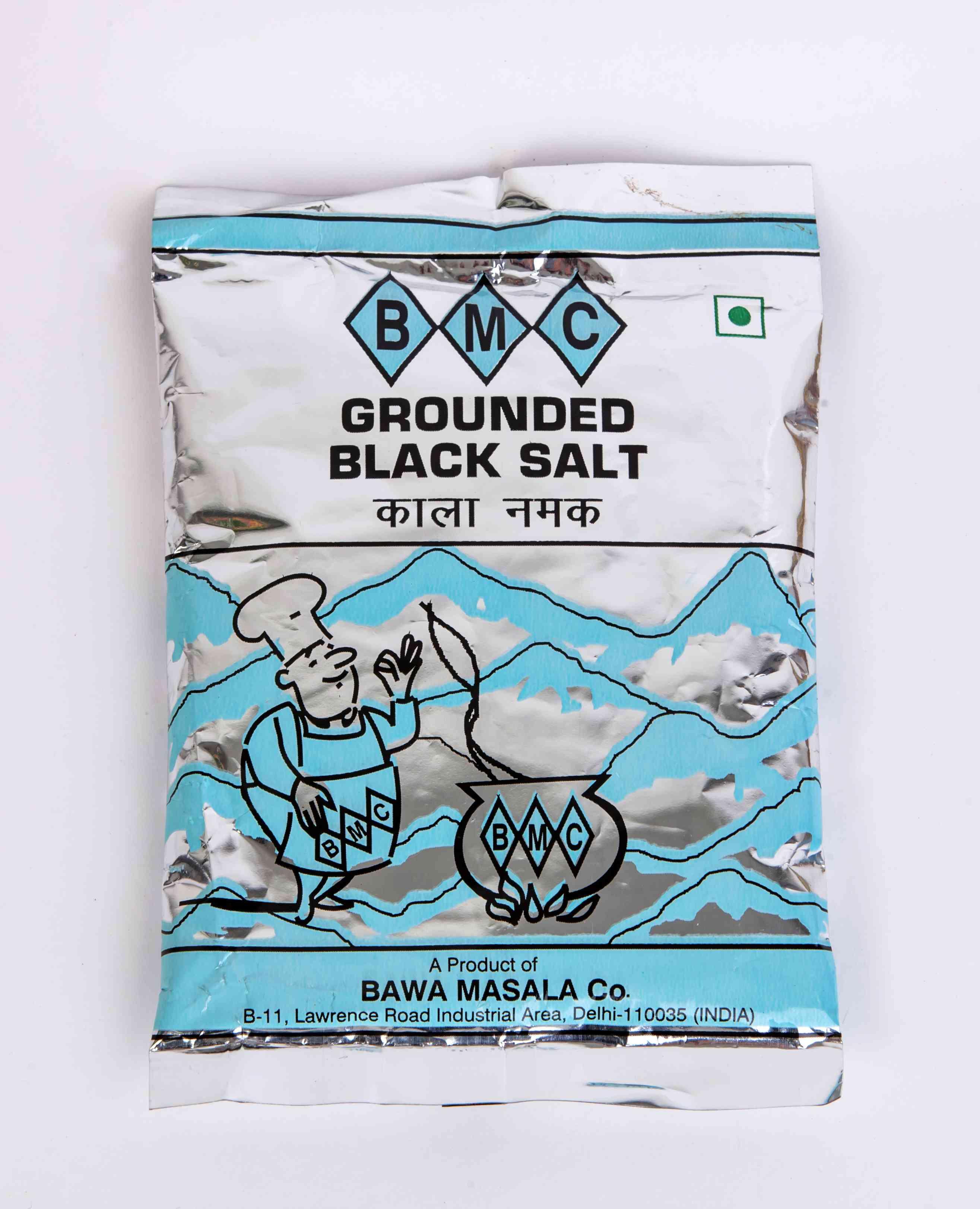 Черная соль bawa masala 100 гр