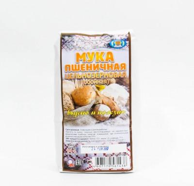 Мука пшеничная ц\зерн.,800 гр.\ ВиП