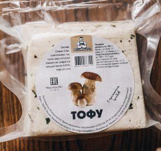Тофу грибы