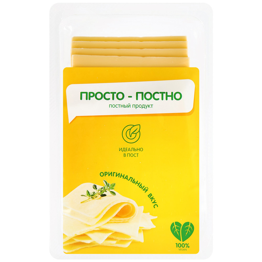 Продукт на раст. основе со вкусом сыра