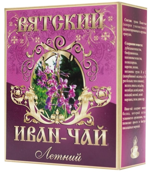 Вятский Иван Чай