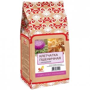 Клетчатка пшеничная Расторопша пакет 300гр