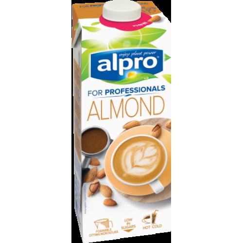 Напиток миндальный кальцием Professionals ALPRO, 1л