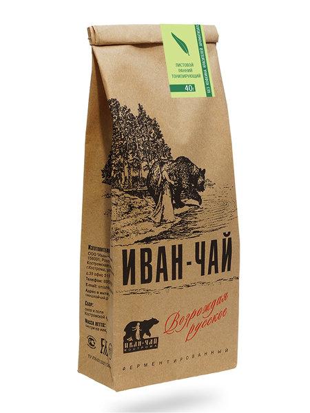 Иван-чай листовой ранний тонизирующий, 50гр.