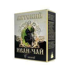 Вятский Иван Чай с чагой, 100г