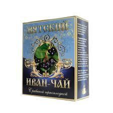 Вятский Иван Чай с ягодами рябины черноплодной, 100г