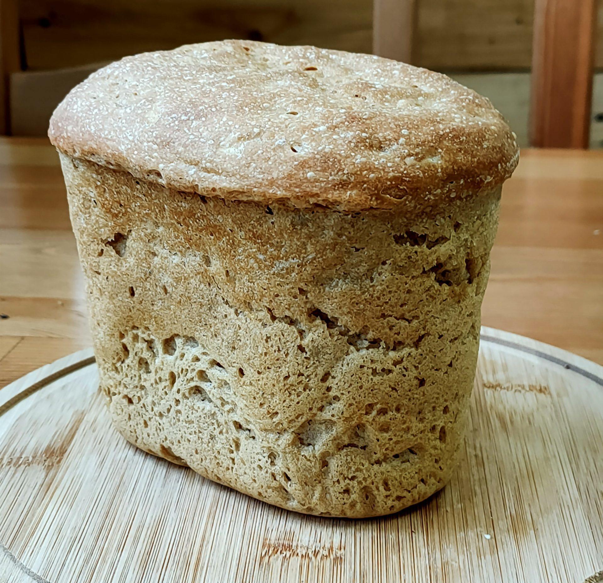 Хлеб Сарептинский маленький Вега мирная еда/370гр.