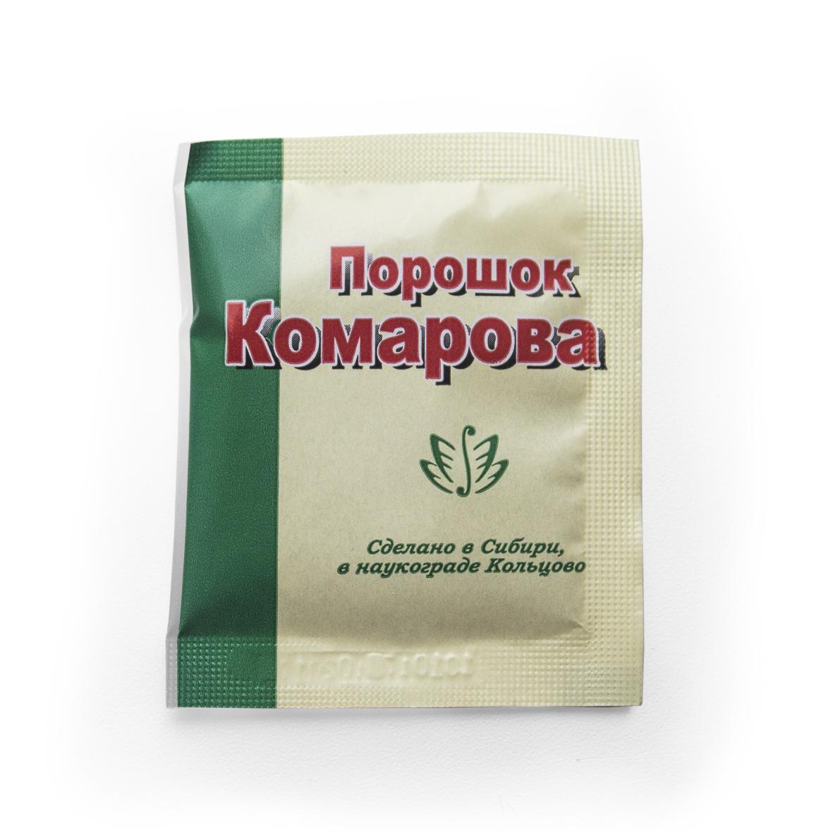 БАВ Порошок Комарова (2,5 г)