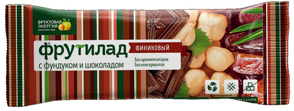 Фрутилад ФИНИКОВЫЙ С ФУНД И ШОКОЛ