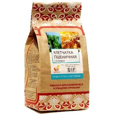 Клетчатка пшеничная Ламинария пакет 300гр