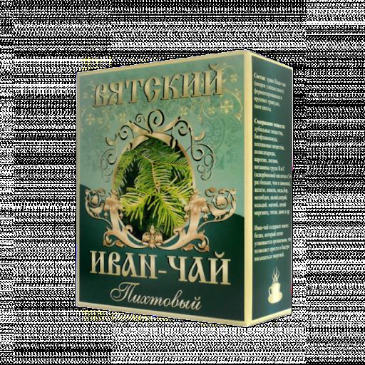 Вятский Иван Чай пихтовый, 100г