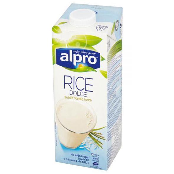 ALPRO Напиток рисовый  1 л