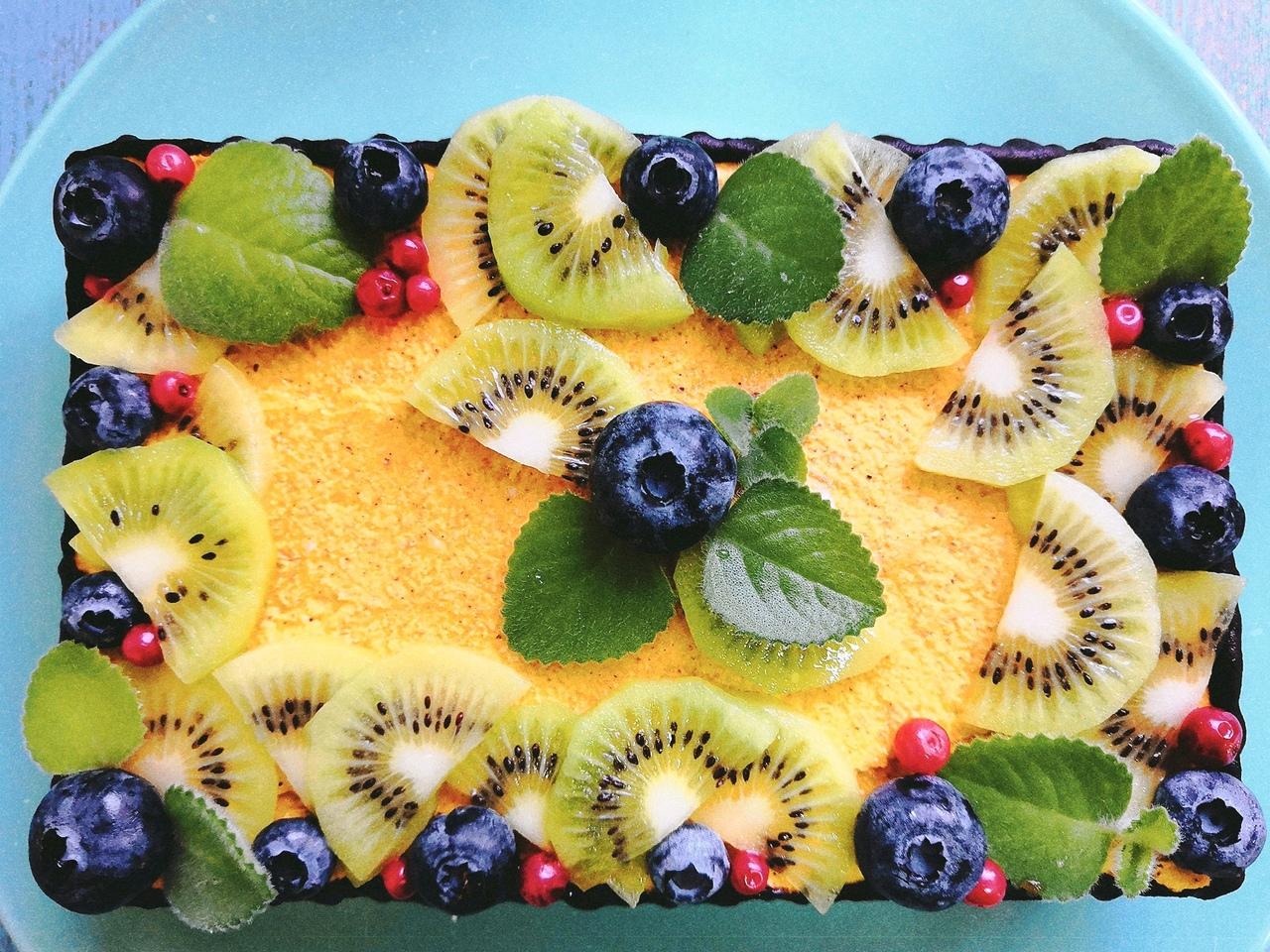 Марокканка целый торт