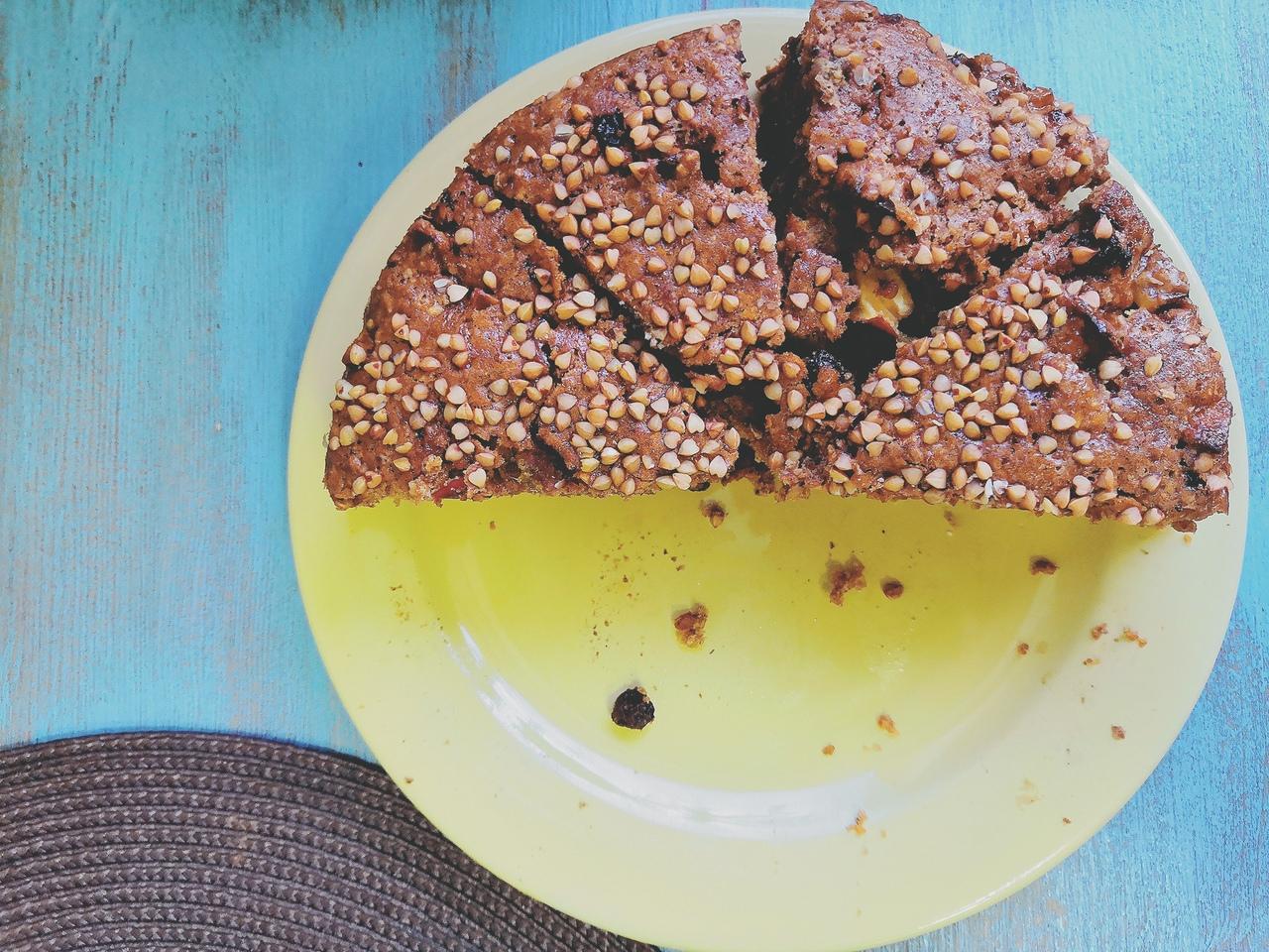 Шарлотка целый торт