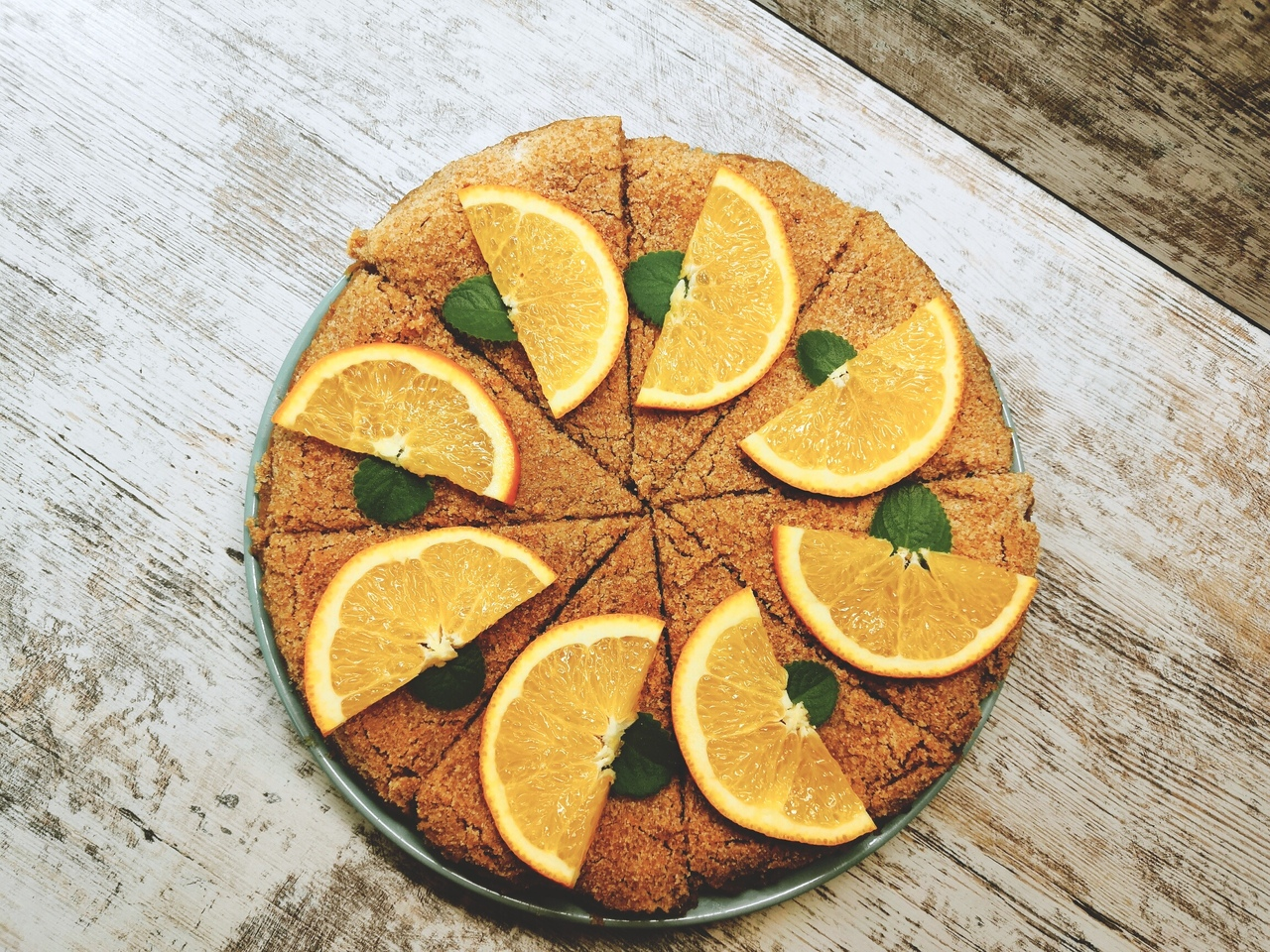 Яблочное наслаждение целый торт